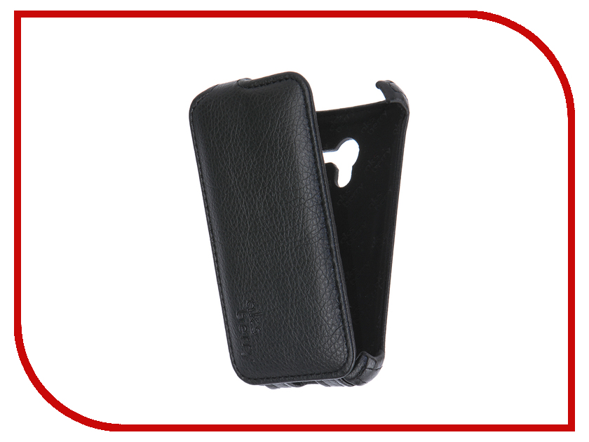 Аксессуар Чехол Alcatel 4013/4013D Pixi 3 4 Aksberry Black<br>