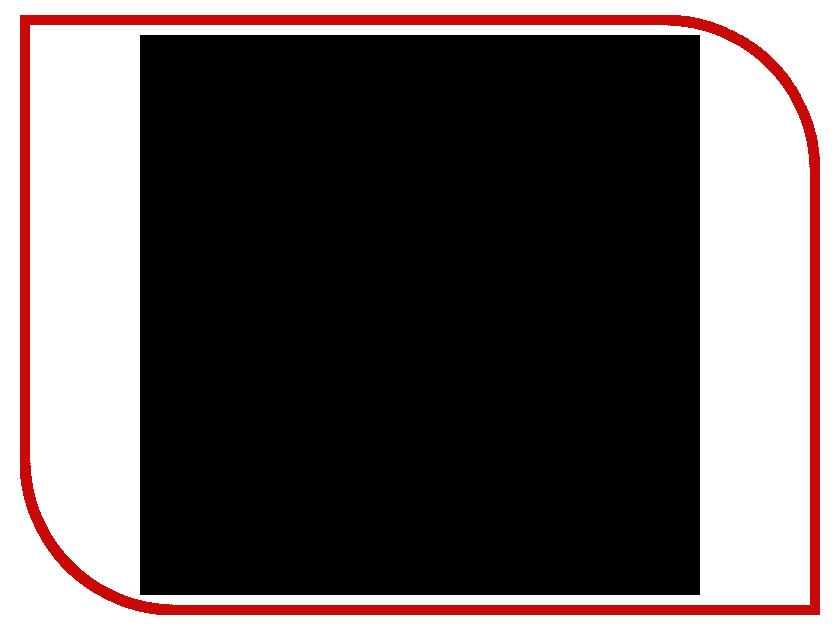 Фон Savage Widetone 1,35x11m Black 20-1253<br>