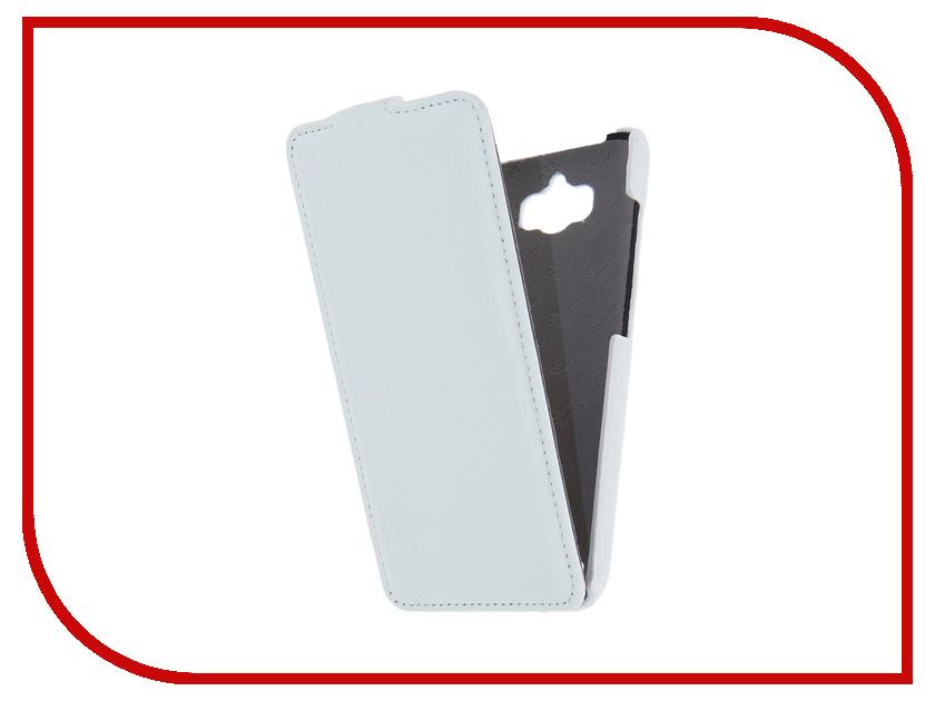 Аксессуар Чехол ASUS ZenFone Max ZC550KL Aksberry White<br>