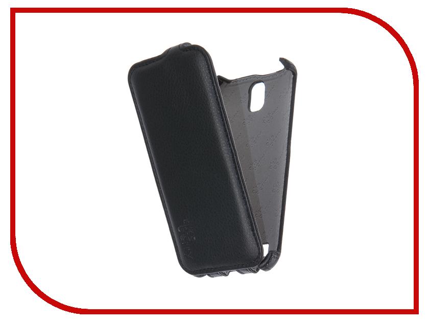 Аксессуар Чехол ASUS ZenFone Go ZC451TG Aksberry Black<br>