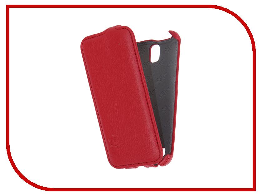 Аксессуар Чехол ASUS ZenFone Go ZC451TG Aksberry Red<br>