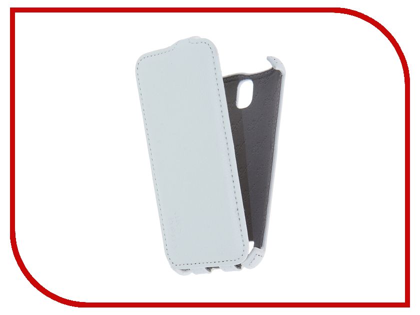 Аксессуар Чехол ASUS ZenFone Go ZC451TG Aksberry White<br>