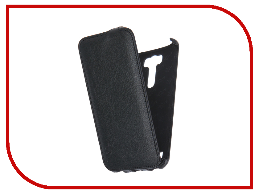 Аксессуар Чехол ASUS ZenFone 2 Laser ZE601KL Aksberry Black<br>