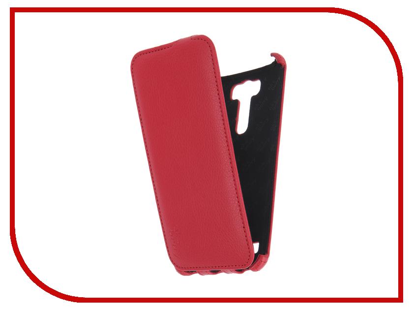 Аксессуар Чехол ASUS ZenFone 2 Laser ZE601KL Aksberry Red<br>
