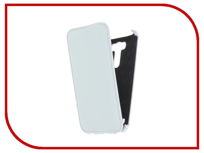 Аксессуар Чехол ASUS ZenFone 2 Laser ZE601KL Aksberry White<br>