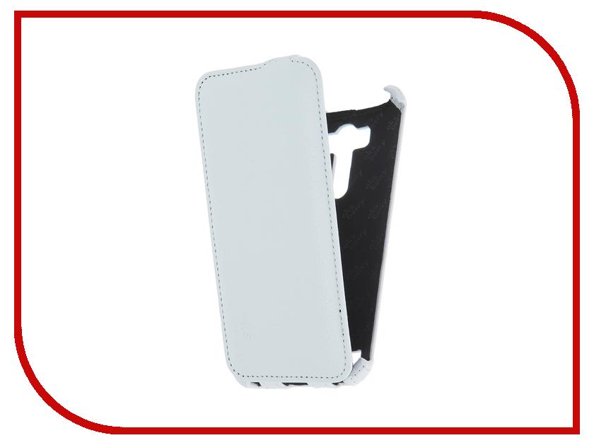 Аксессуар Чехол ASUS ZenFone 2 Laser ZE550KL Aksberry White<br>