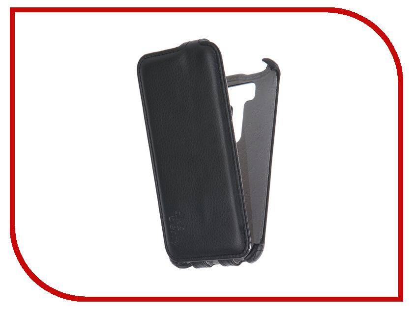 Аксессуар Чехол ASUS ZenFone 2 Laser ZE500KL Aksberry Black<br>