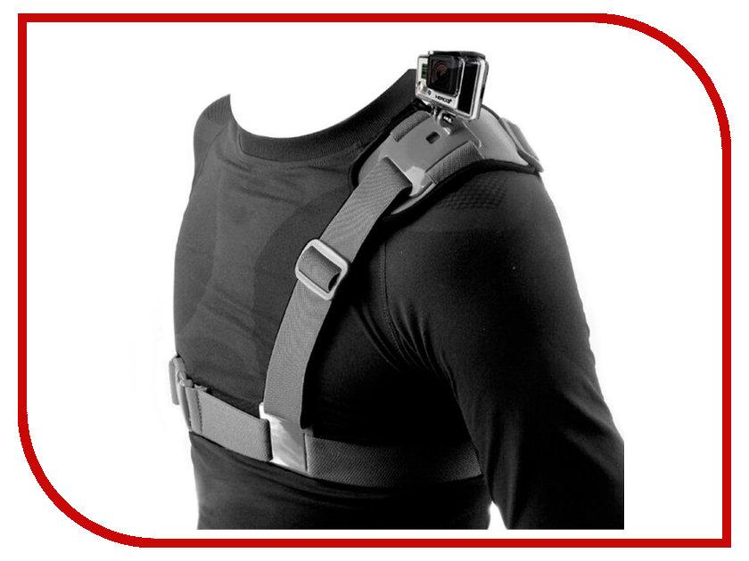 Аксессуар Fujimi GP CSSM для GoPro плечевой ремень-крепление аксессуар fujimi gp spt силиконовый чехол для gopro hero3