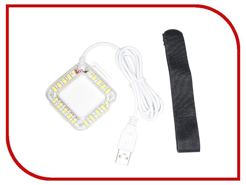Аксессуар Fujimi GP LED37USB для GoPro диодный свет<br>