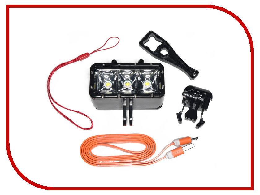 Аксессуар Fujimi GP WP3LED для GoPro подводный свет