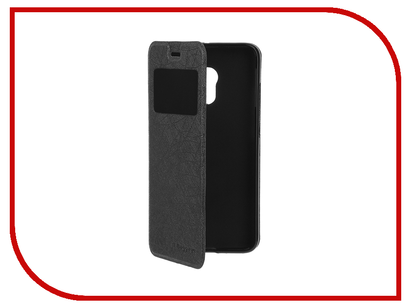 Аксессуар Чехол Meizu Pro 6 Note IT Baggage Black ITMZPR6-1 чехол для asus zenpad z580c z580ca it baggage эко кожа черный