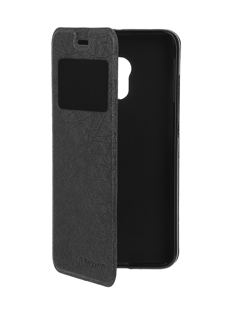 цена на Чехол IT Baggage для Meizu Pro 6 Black ITMZPR6-1