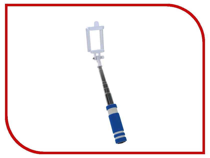 Штатив MONOPOD Mini Bluetooth Blue<br>