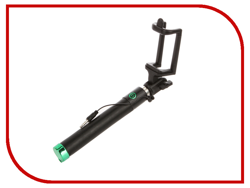 Штатив MONOPOD BlackEdition Cable Green<br>