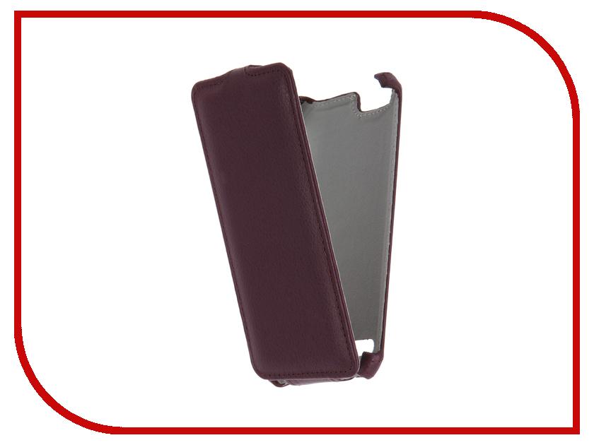 Аксессуар Чехол Gecko for Lenovo Vibe K5/K5 Plus A6020 Violet GG-F-LENVIBEK5-VIO<br>