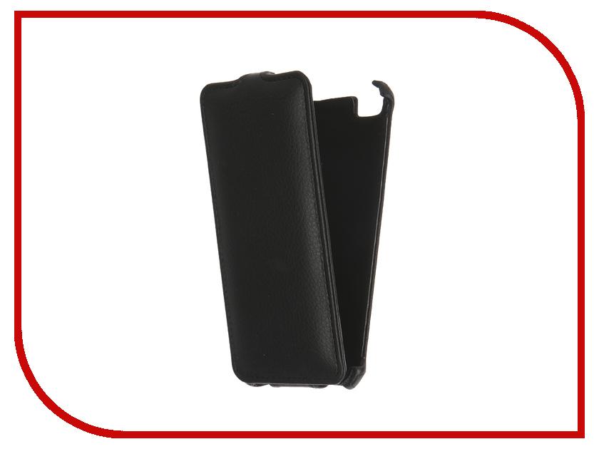 Аксессуар Чехол Xiaomi Mi5 Gecko Black GG-F-XMMI5-BL<br>