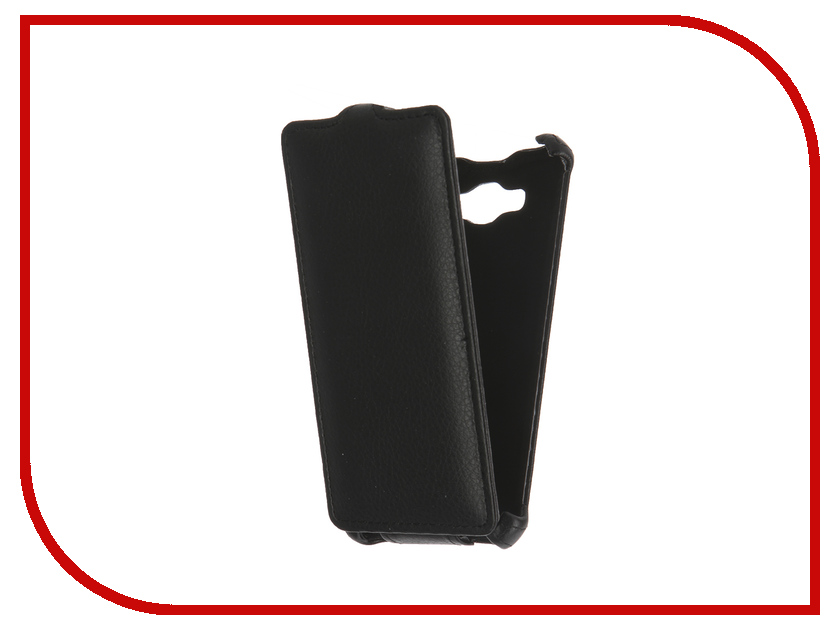 Аксессуар Чехол Xiaomi Redmi 2 Gecko Black GG-F-XMR2-BL