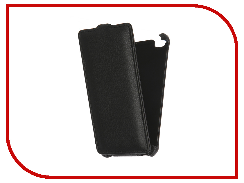 Аксессуар Чехол Xiaomi Redmi 3 Gecko Black GG-F-XMR3-BL<br>