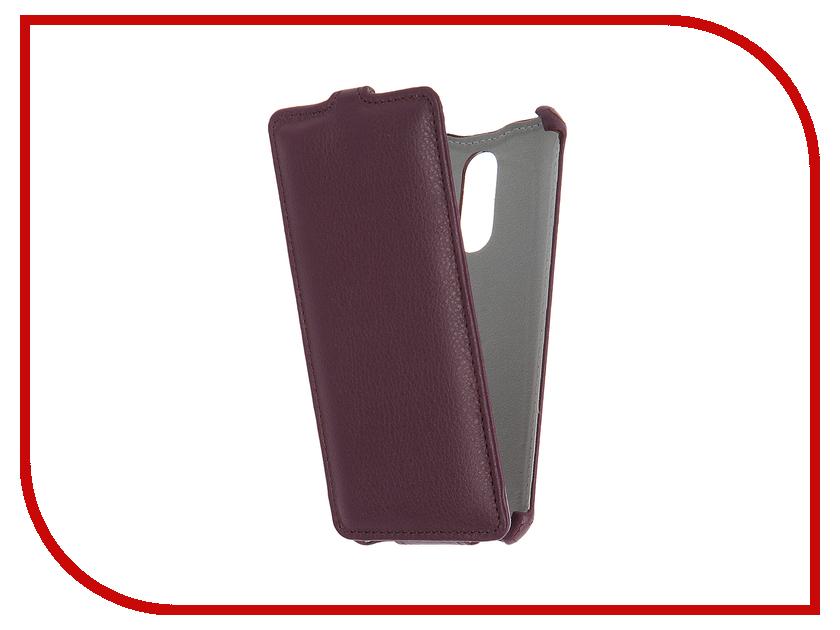Аксессуар Чехол Xiaomi Redmi Note 3 Gecko Violet GG-F-XMRNOTE3-VIO<br>