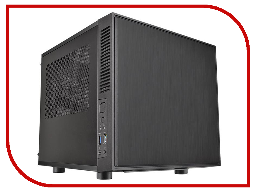 Корпус Thermaltake Suppressore F1 Black CA-1E6-00S1WN-00