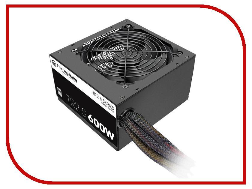 Блок питания Thermaltake TR2 S 600W PS-TRS-0600NPCWEU-2 / TRS-0600P-2 цена и фото