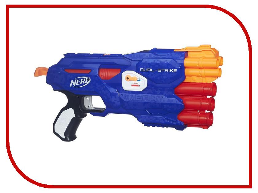 Игрушка Hasbro Nerf Двойной выстрел B4620<br>