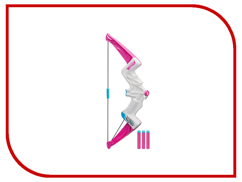 Игрушка Hasbro Nerf Яркое приключение NERFB8213<br>