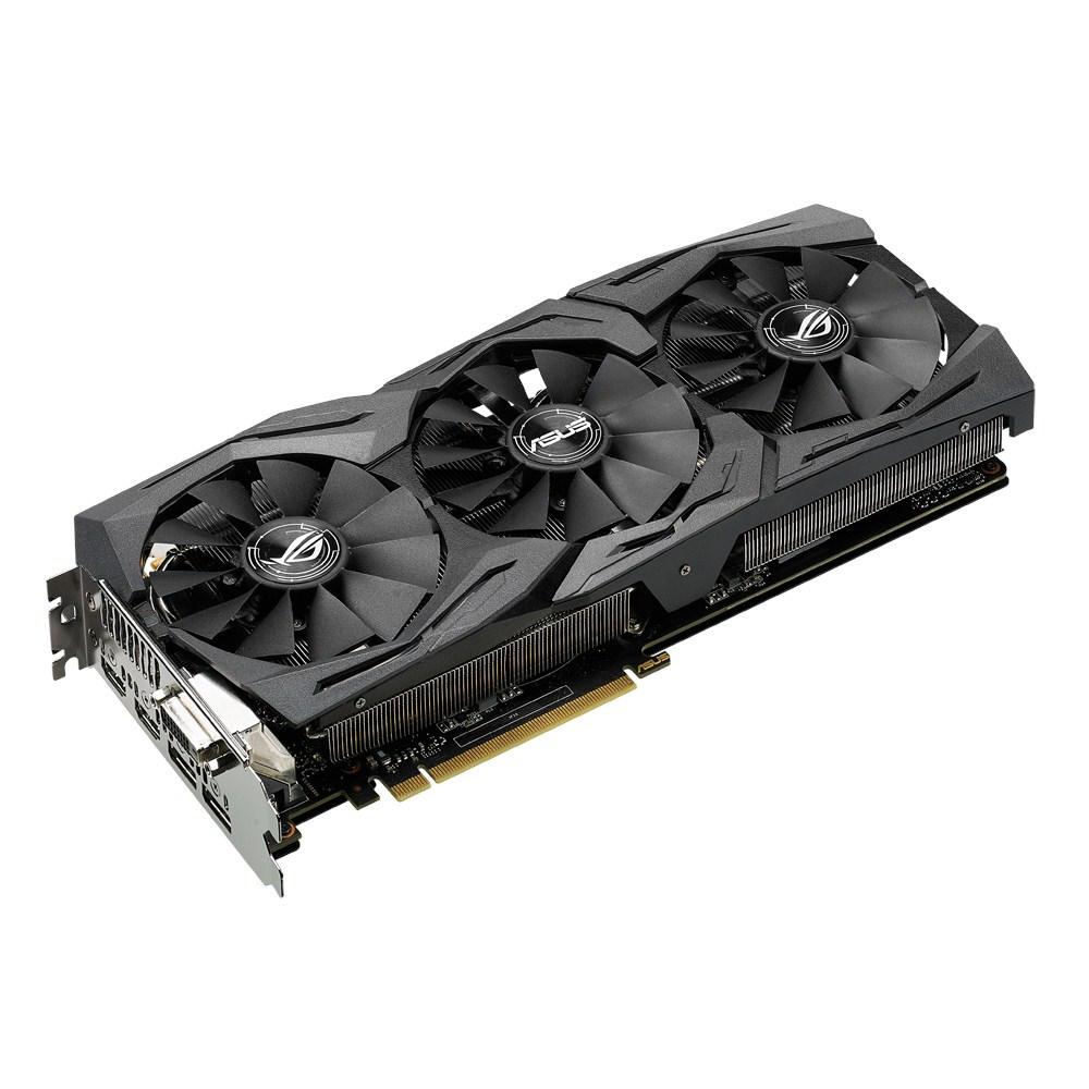 Видеокарта ASUS GeForce GTX 1070 1531Mhz PCI-E 3.0 8192Mb 8008Mhz 256 bit DVI 2xHDMI HDCP STRIX-GTX1070-8G-GAMING саморез зубр 300216 42 014 14ммx4 2 мм 40шт