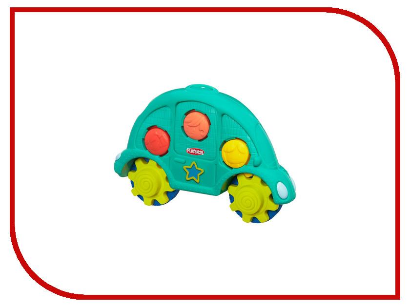 Игрушка Hasbro Playskool Машинка и шестеренки возьми с собой PLAYSKOOLB0500 барби возьми меня с собой развивающая книжка с наклейками