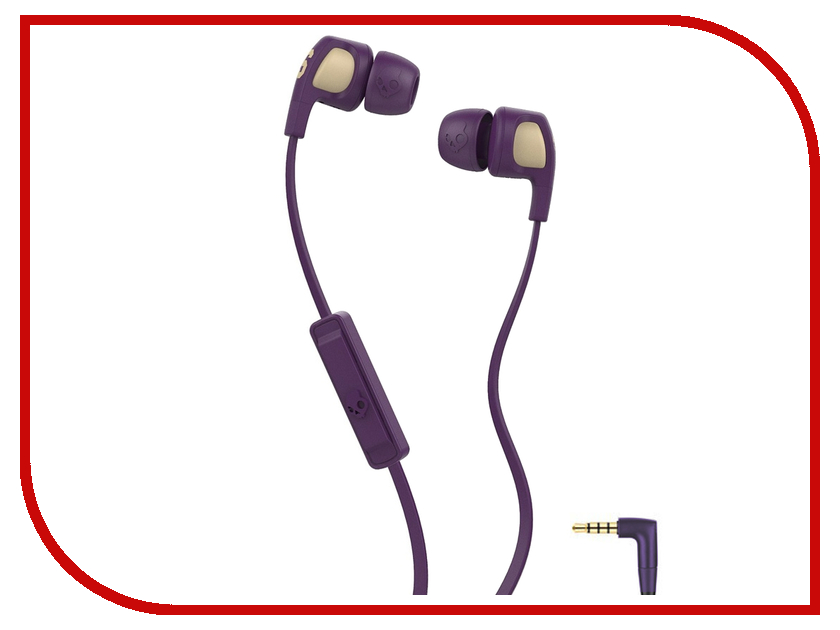 все цены на Skullcandy Smokin Buds Ill Famed Purple S2PGHY-496 онлайн