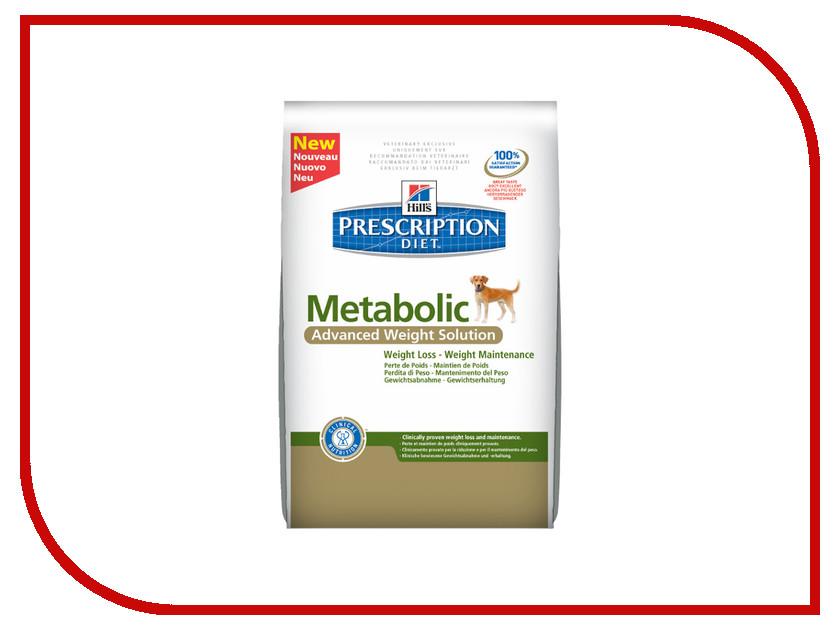 Корм Hills Metabolic Диета для коррекции веса 4kg для собак 2098<br>
