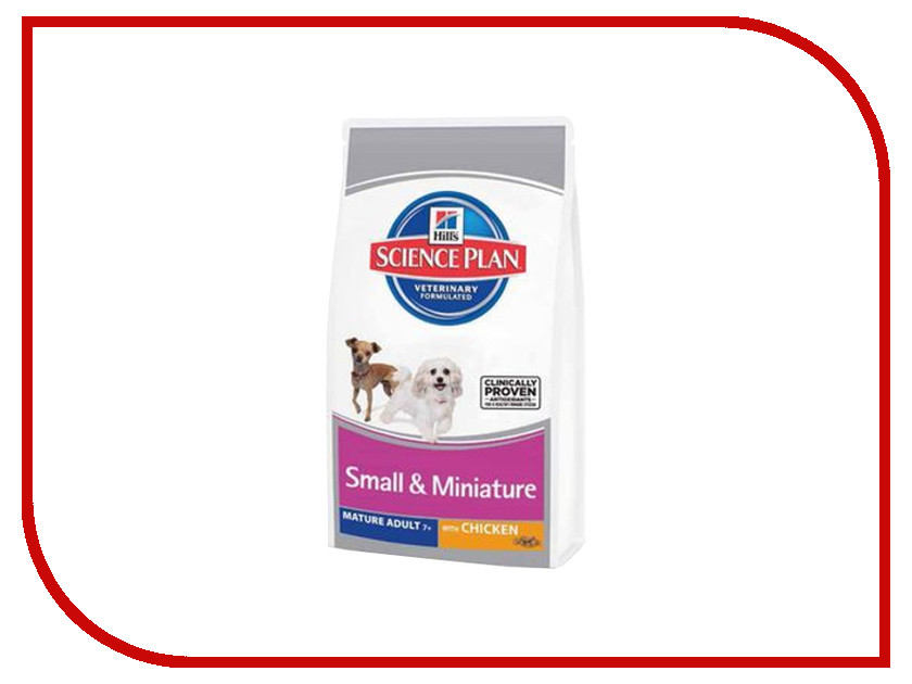 Корм Hills Курица/Индейка 1.5kg для собак 2826<br>