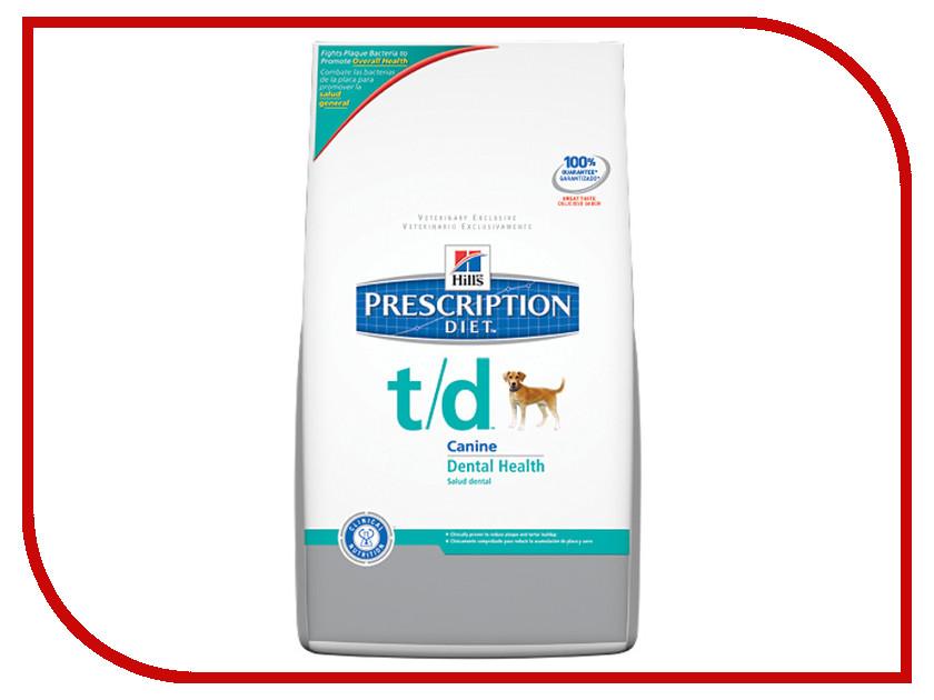 Корм Hills Диета лечение заболеваний полости рта 3kg для собак 4023<br>