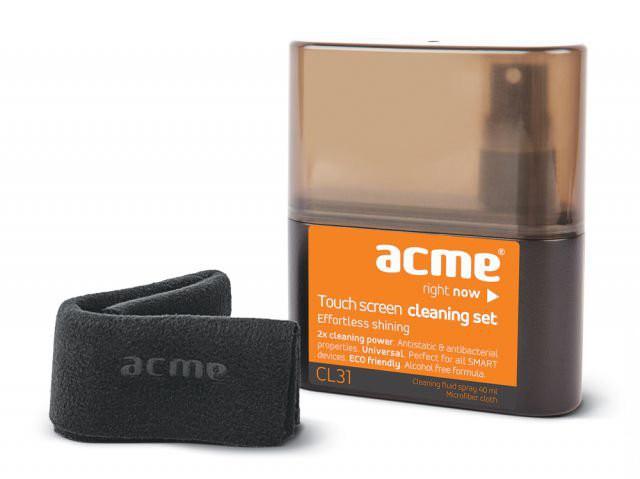 Набор Acme CL31 для чистки сенсорных экранов acme power nb 5l