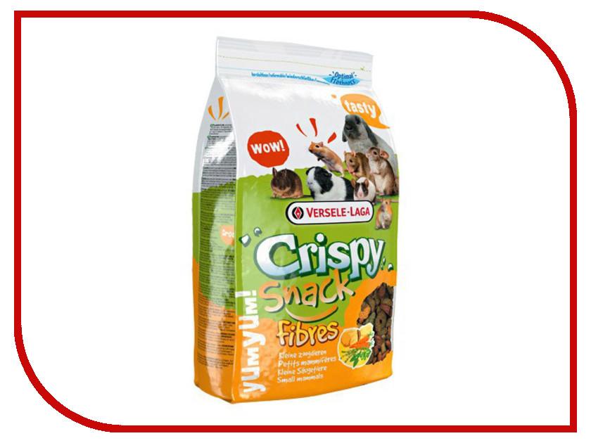 Versele-Laga Crispy Snack Fibres 650g для грызунов 271.16.617359/461735 versele laga nature cavia
