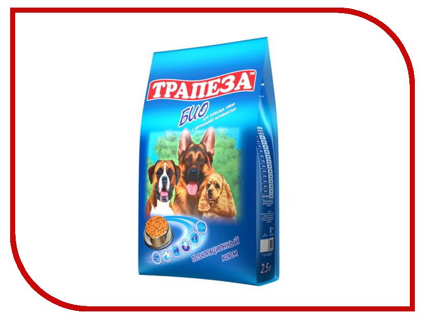 Корм Трапеза Био 2.5kg для собак 11801<br>