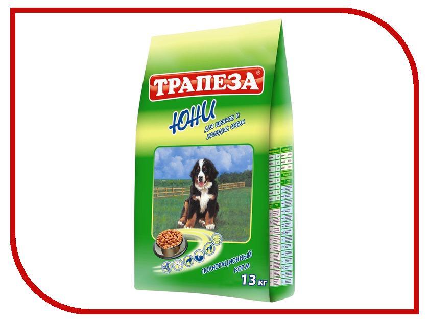 Корм Трапеза Юни 13kg для щенков 29650<br>
