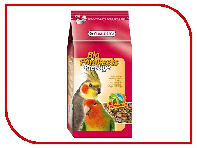 Versele-Laga Cockatiels Big Parakeet 1kg для средних попугаев 271.14.4218808/421880 корм для волнистых попугаев versele laga prestige budgies 1 кг