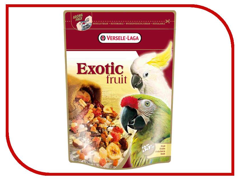 Корм Versele-Laga Exotic Fruit 600g для крупных попугаев с фруктами 271.14.421781/421781