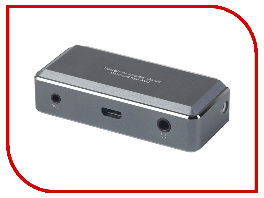 Аксессуар Fiio AM3 Модуль-усилитель для наушников<br>