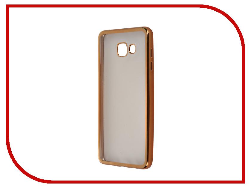Аксессуар Чехол Samsung A710F Galaxy A7 AUZER Ultrathin 0.3mm AC-SGA710FBGo<br>