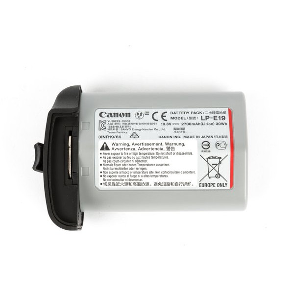 Аккумулятор Canon LP-E19 для 1DX Mark II 1169C002