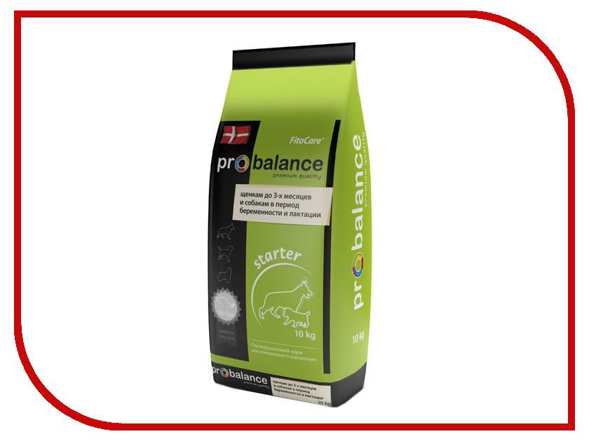 Корм ProBalance Starter 10kg для щенков 0319<br>