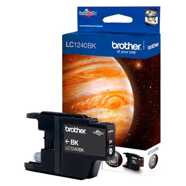 Картридж Brother LC1240BK Black для MFC-J6510DW/MFC-J6910DW фонарь трофи tl30 светодиодный