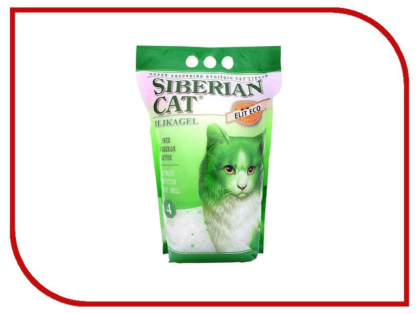 Наполнитель Сибирская Кошка ЭКО 4l 3160