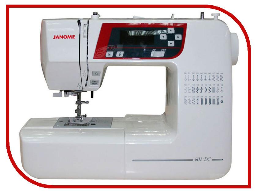 Швейная машинка Janome 601 DC швейная машинка janome dc 2030