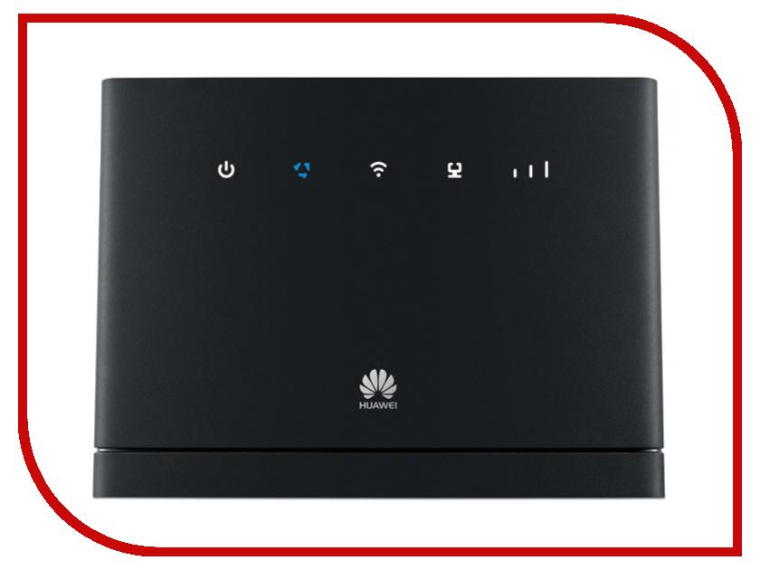 Wi-Fi роутер Huawei B315 Black
