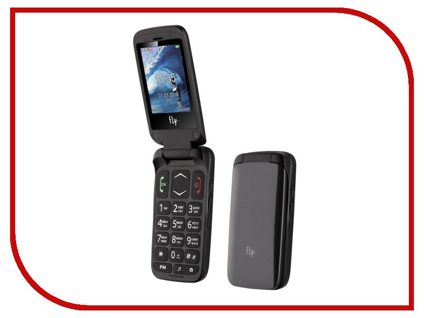 цена Сотовый телефон Fly Ezzy Trendy 3 Dark Grey