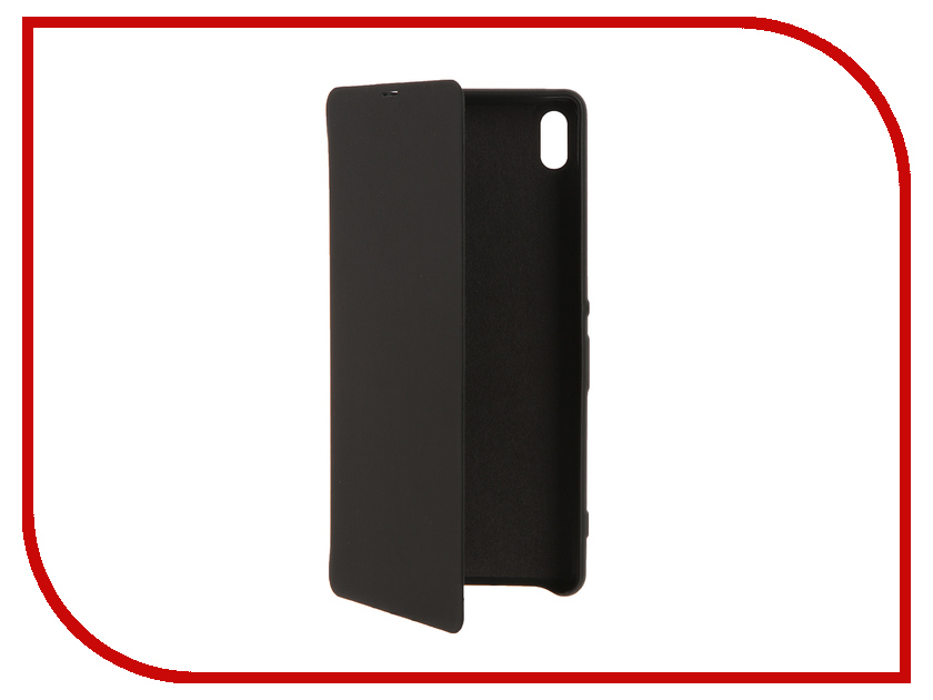 Аксессуар Чехол Sony Xperia XA Ultra SCR60 Black<br>