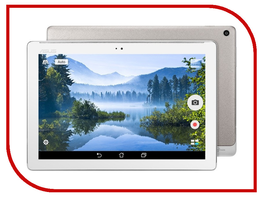 Планшет ASUS ZenPad 10 Z300CNG-6B009A White 90NP0215-M02050 (Intel Atom x3-C3230 1.2 GHz/1024Mb/16Gb/Wi-Fi/Cam/10.1/1280x800/Android)
